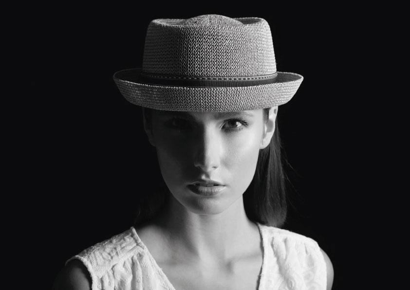 Шляпа HERMAN арт. DON GRINGO (бежевый) от HATSANDCAPS